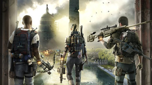 The Division 2 adds raids; E3 2018 cinematic trailer