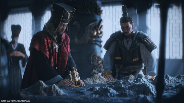 Total War Three Kingdoms Image Sega Gamescom 2018