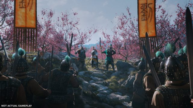 Total War Three Kingdoms Shu Generals