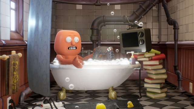 Rick and Morty's Justin Roiland has another weird game headed for PSVR