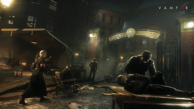 vampyr review ps4 pc xbox one