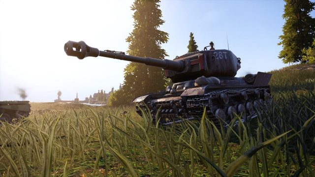 Free-To-Play Switch Games World of Tanks Mercenaries Screenshot