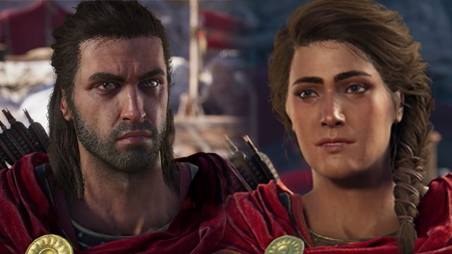 Assassin S Creed Odyssey Prioritizing Greek Voice Actors To Avoid