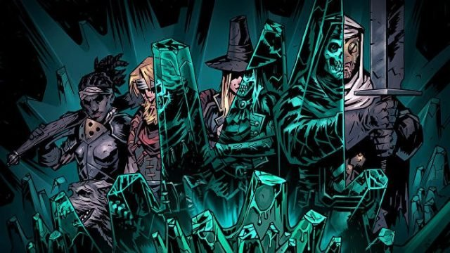 darkest dungeon dlc the color of madness releases today