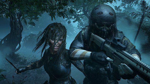 shadow of the tomb raider, September 2018 Games