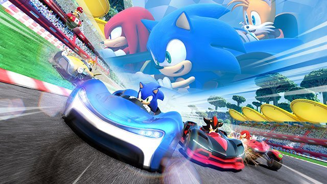 Team Sonic Racing Gameplay Trailer, May 2019 Games
