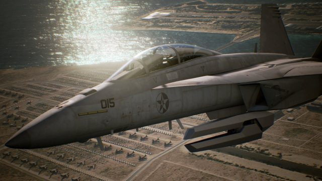Ace Combat 7 may have been delayed until 2019