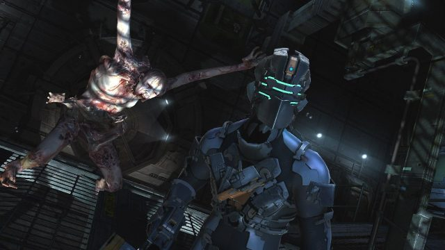 Dead Space 4 could have been something beautiful.