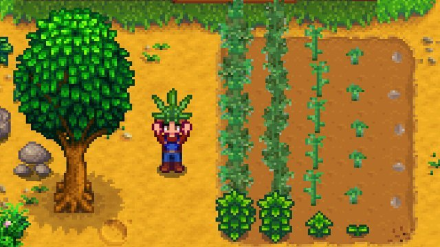 Stardew Valley Weed Mod Handful