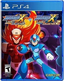 Box art - Mega Man X Legacy Collection