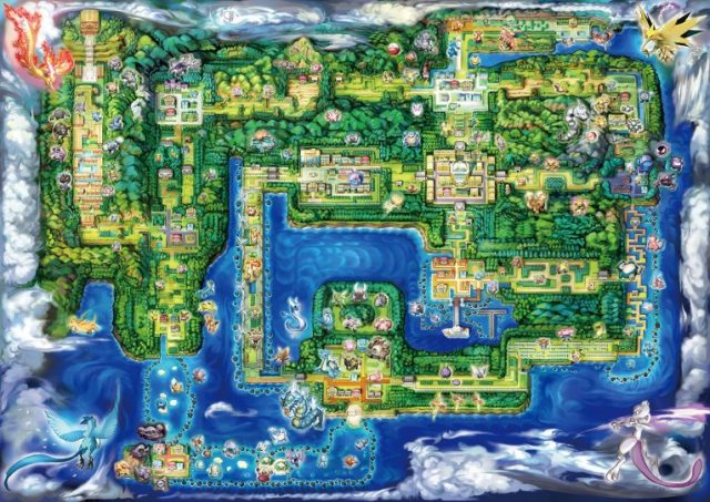 Pokemon Let\'s Go Trailer Reveals World Map, Gym Leaders and More ...