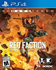 Box art - Red Faction: Guerrilla Re-Mars-tered