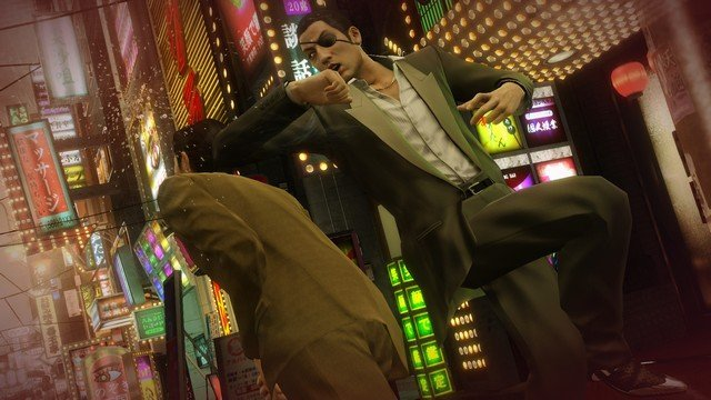 Yakuza 0 PC Review Majima Fight