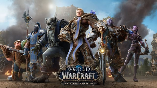 battle for azeroth patch world of warcraft july 18