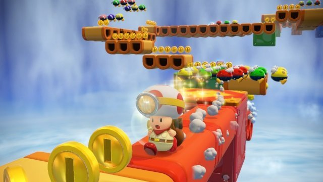 captain toad levels
