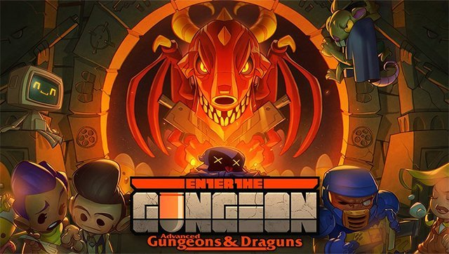 Enter the Gungeon Free Expansion