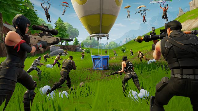 Fortnite 5.0 Patch Notes