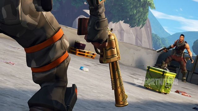fortnite tactics showdown ltm
