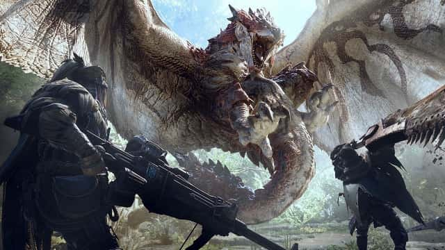 Monster Hunter World connection issues