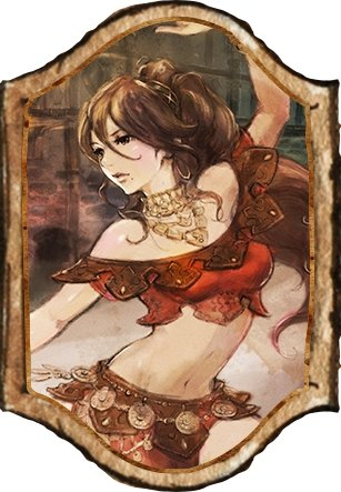 octopath traveler characters primrose