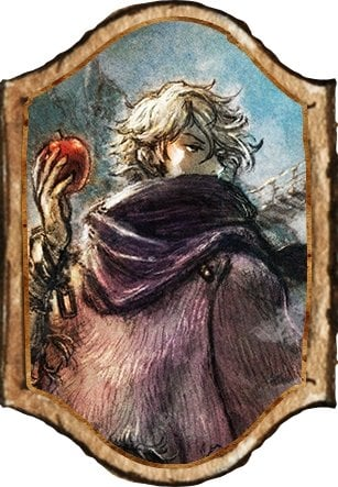 octopath traveler characters therion