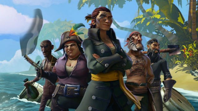 sea of thieves alliances