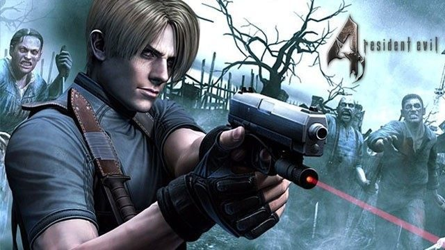 Best Zombie Games Ever: Resident Evil 4