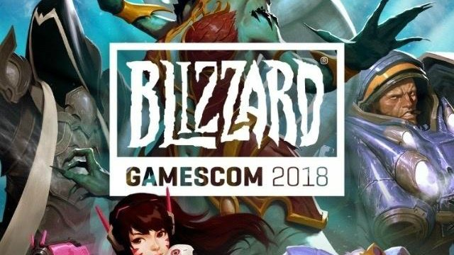 Blizzard Gamescom 2018 Diablo