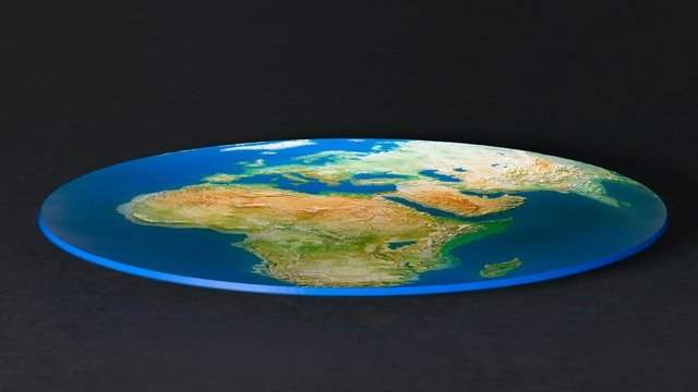 Official Flat Earth Map.Google Maps Update Introduces 3d Globe Mode And Angers Flat Earthers