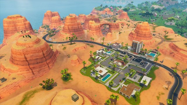 Fortnite Season 5 Best Places To Land How To Get High Kill Games