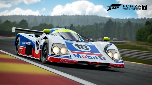 Forza 7 August Update