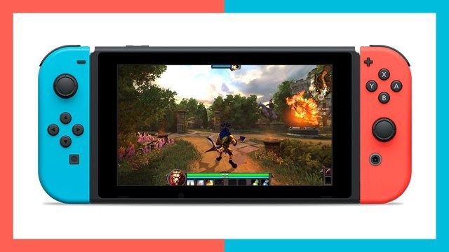 Free-To-Play Switch Games