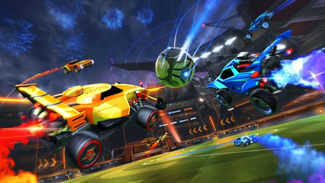 Rocket League 1.51 Update
