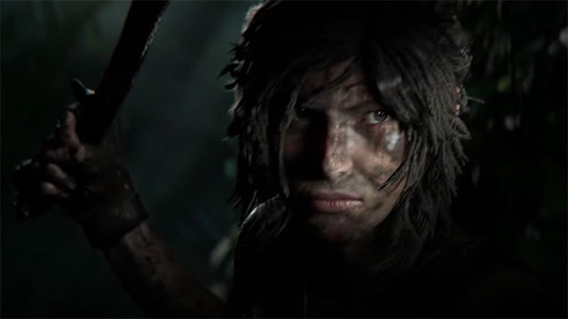 New Shadow of the Tomb Raider