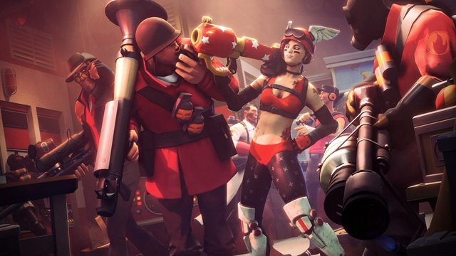 TF2 Workshop Community Members Blow Lid on Culture of Harassment - GameRevolution