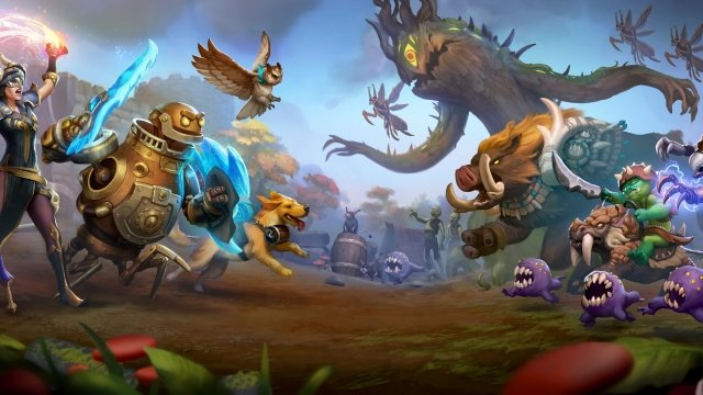 Torchlight Frontiers Announced - Torchlight MMO