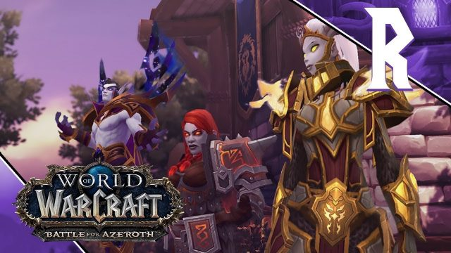 WoW BfA Allied Races Guide