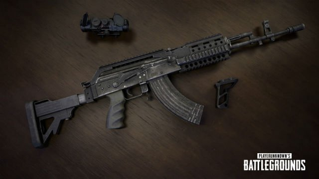 PUBG New Gun: Beryl M762 Assault Rifle Stats and Location