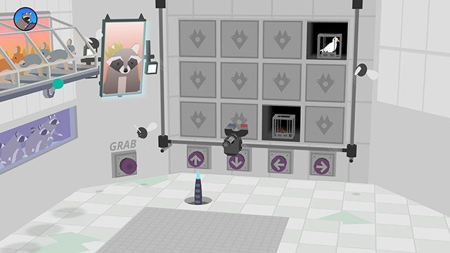 Donut County How to Open the Safe