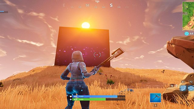Fortnite Cube Symbols What Do The Fortnite Cube Symbols Mean