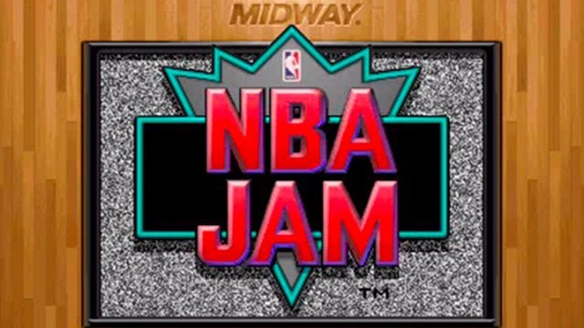 NBA Jam Art Gallery
