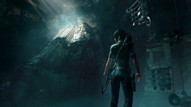 Shadow of the Tomb Raider Switch