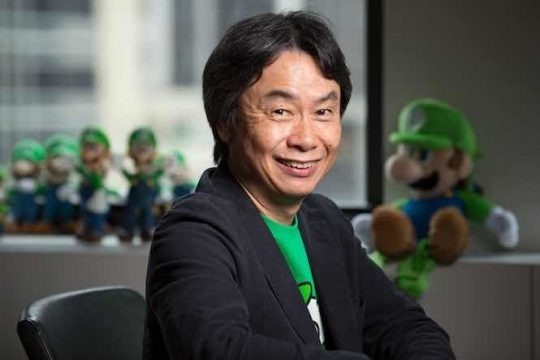 shigeru miyamoto free-to-play model