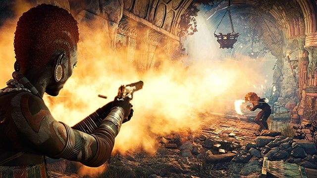Strange Brigade Is Actually Not That Strange [Hands-On