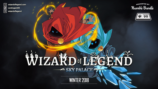 Wizard of Legend gets a new expansion — Sky Palace