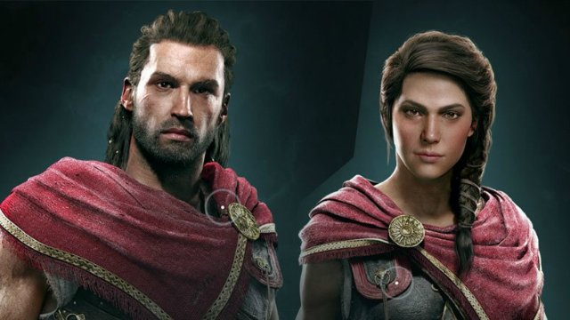Assassin's Creed Odyssey Alexios vs Kassandra