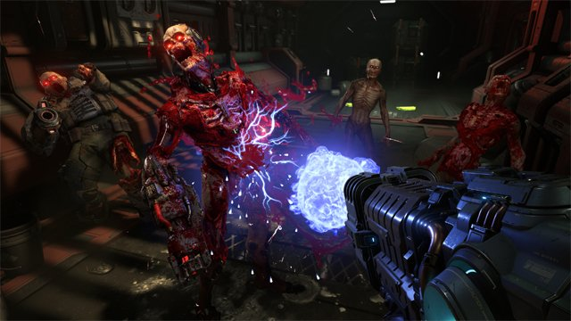 Doom Eternal Release Date QuakeCon 2019