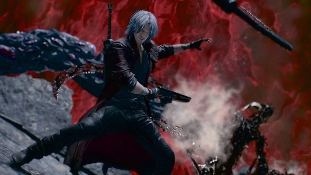 The Devil May Cry 5 battle theme has been pulled by Capcom