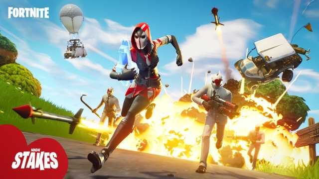 Fortnite 5.40 Patch Notes