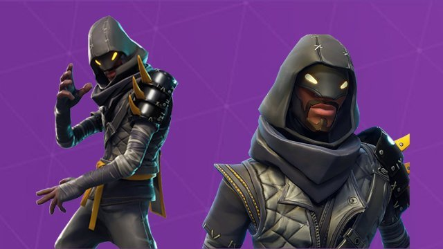 Fortnite Cloaked Star Skin